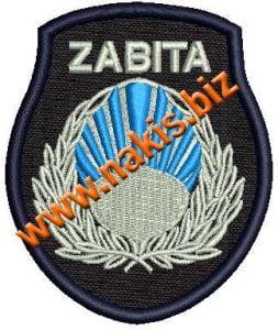 Zabıta Göğüs Logo